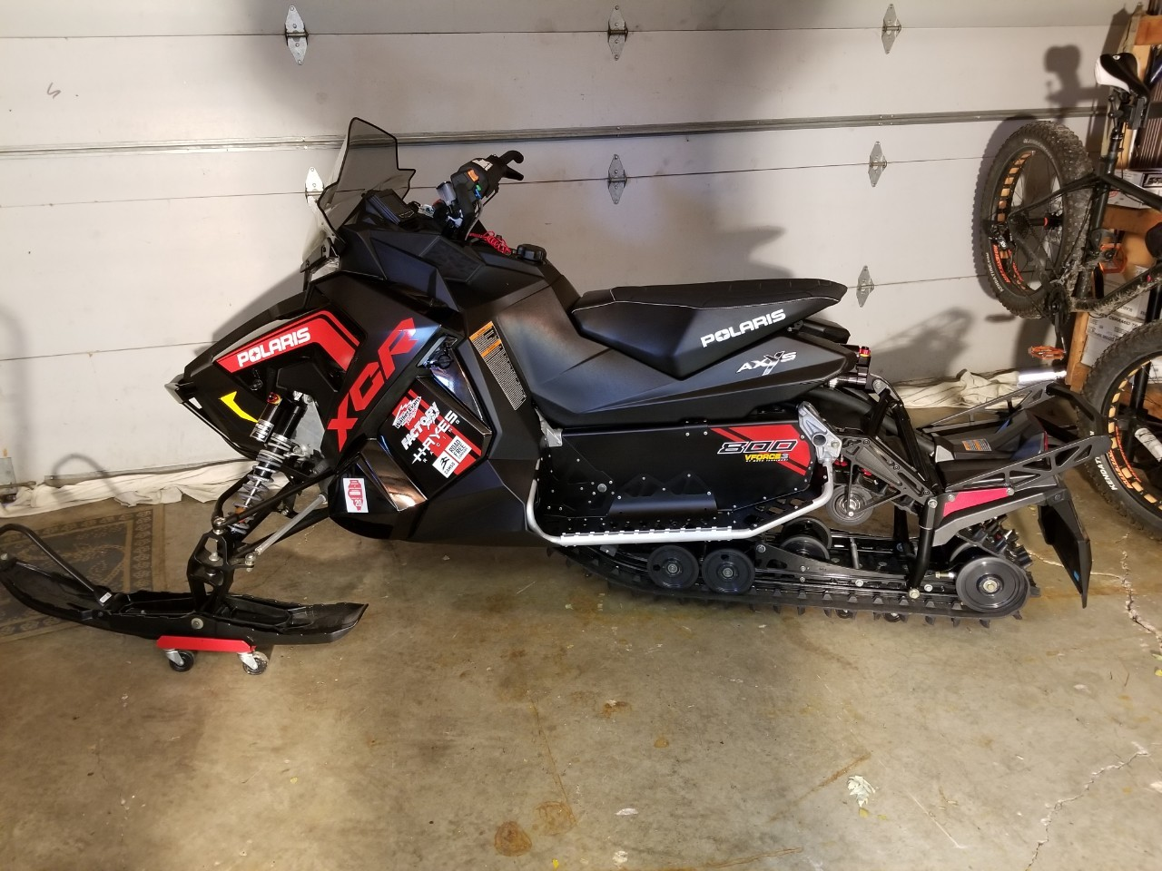3825 Polaris Snowmobiles For Sale Snowmobile Trader Sonic 150r Honda Racing Red Solo